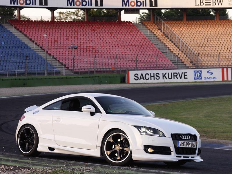 Audi TT: úpravy vzhledu i výkonu od PPI: - fotka 2