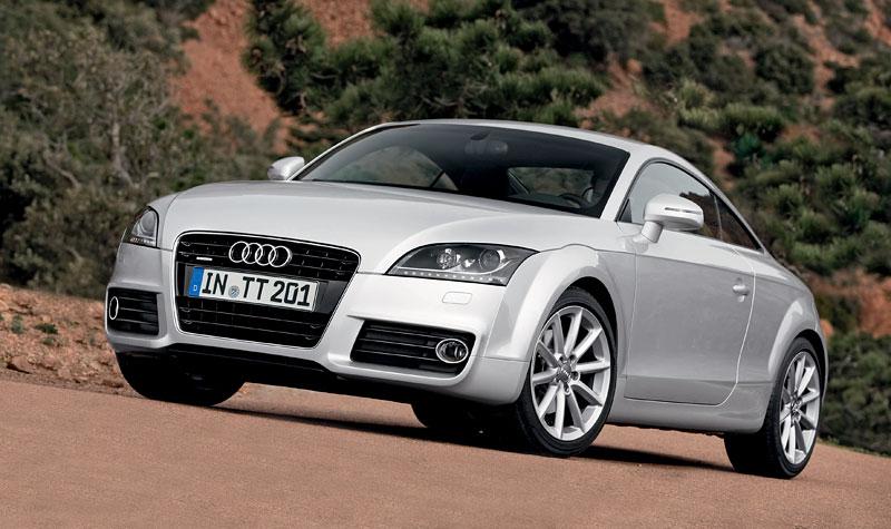 Audi TT: facelift pro autosalon v Lipsku: - fotka 7