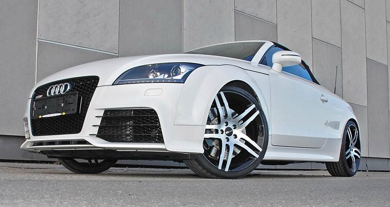 Audi TT RS by O.CT - 420 koní a 570 Nm!: - fotka 2