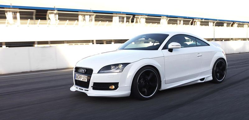 Audi TT: úpravy vzhledu i výkonu od PPI: - fotka 3