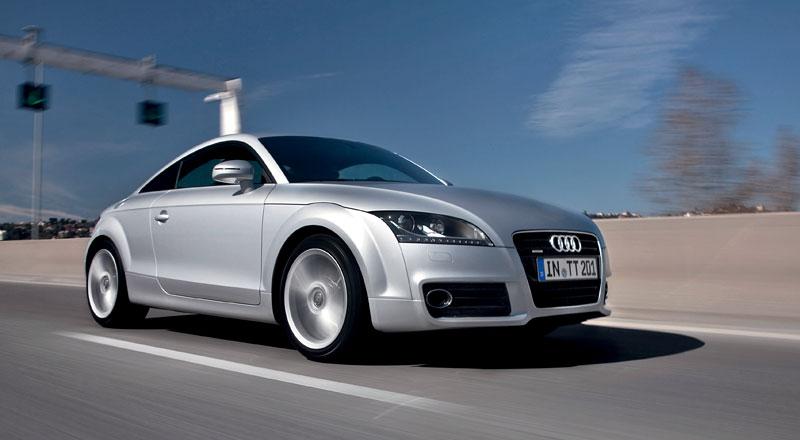 Audi TT: facelift pro autosalon v Lipsku: - fotka 8