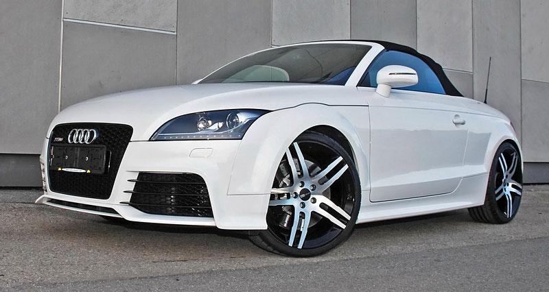 Audi TT RS by O.CT - 420 koní a 570 Nm!: - fotka 3