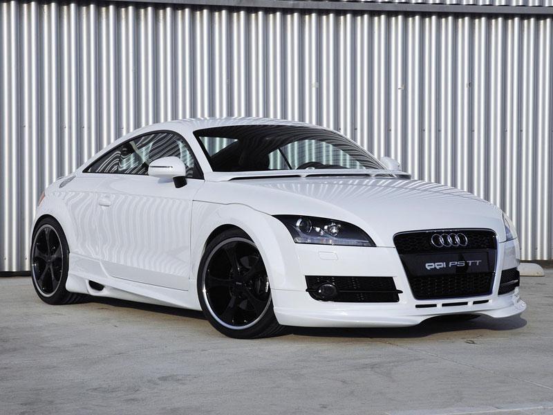 Audi TT: úpravy vzhledu i výkonu od PPI: - fotka 4