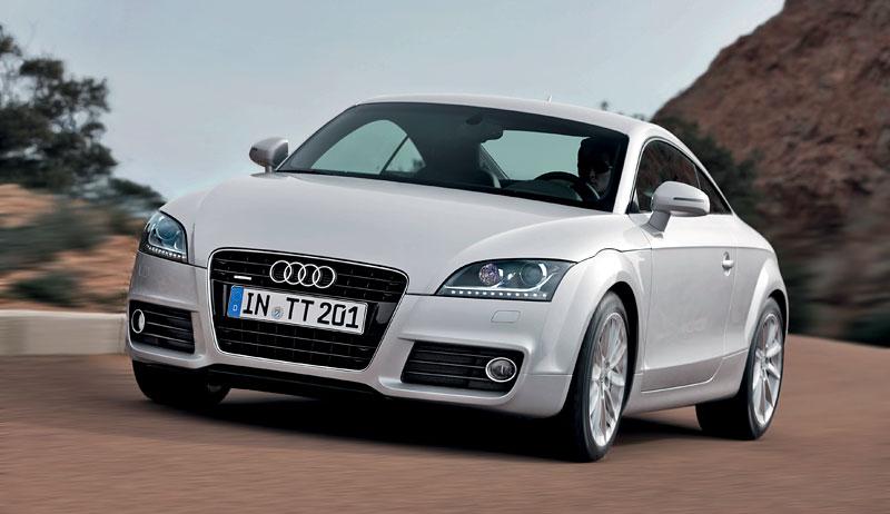 Audi TT: facelift pro autosalon v Lipsku: - fotka 9