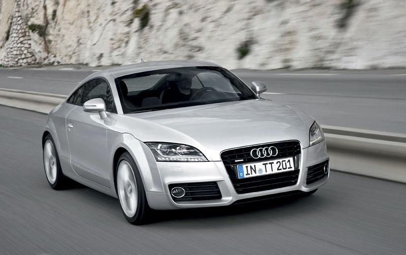 Audi TT: facelift pro autosalon v Lipsku: - fotka 10