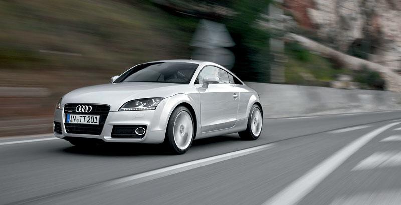 Audi TT: facelift pro autosalon v Lipsku: - fotka 11