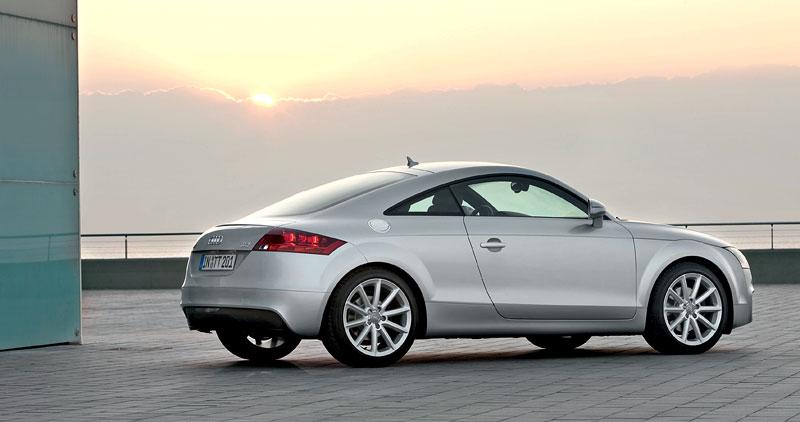 Audi TT: facelift pro autosalon v Lipsku: - fotka 12