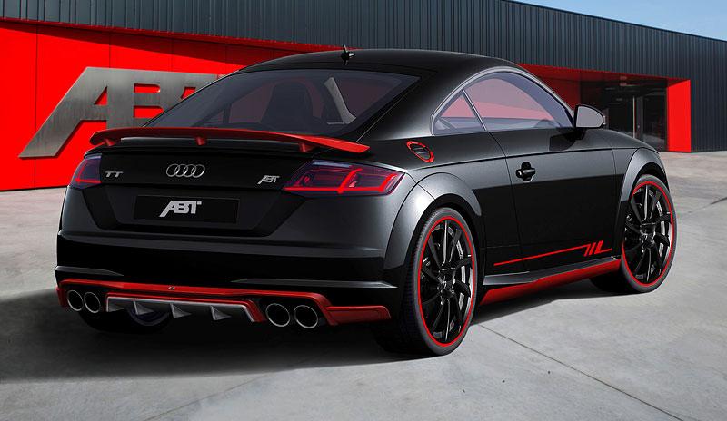 Audi TT od ABT Sportsline: V Essenu poprvé v novém: - fotka 2