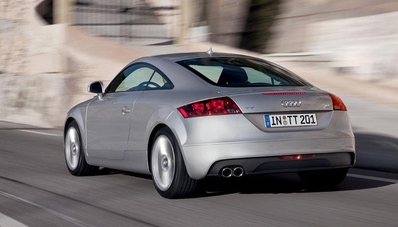 Audi TT: facelift pro autosalon v Lipsku: - fotka 13