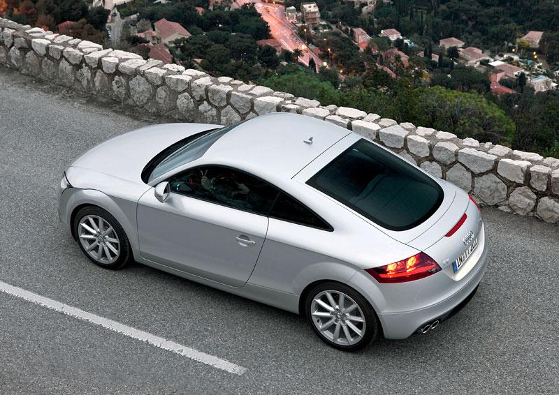 Audi TT: facelift pro autosalon v Lipsku: - fotka 14