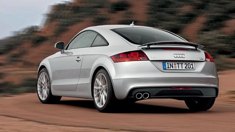 Audi TT: facelift pro autosalon v Lipsku: - fotka 15