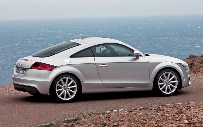 Audi TT: facelift pro autosalon v Lipsku: - fotka 16