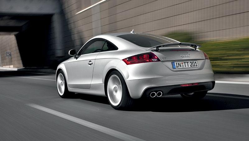 Audi TT: facelift pro autosalon v Lipsku: - fotka 17