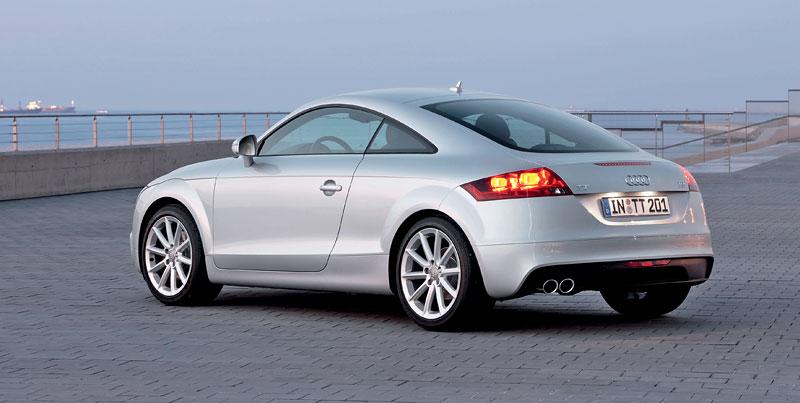 Audi TT: facelift pro autosalon v Lipsku: - fotka 18