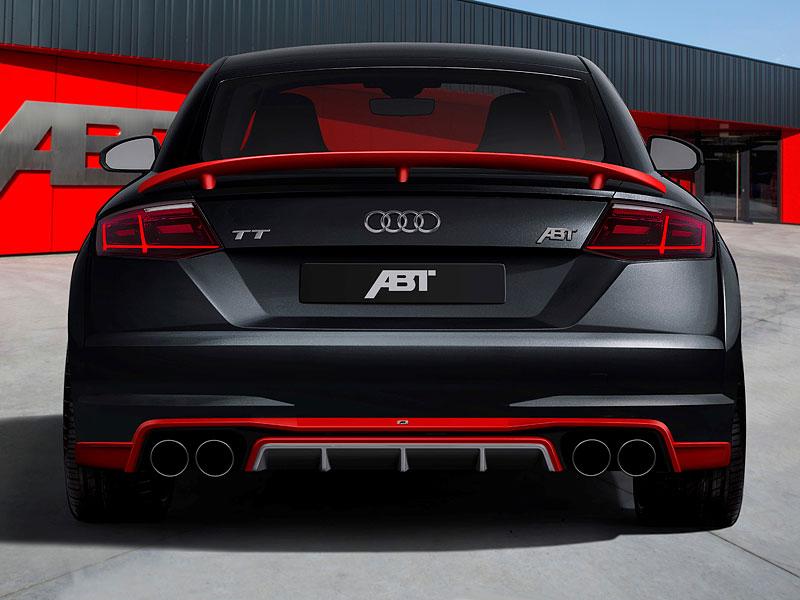 Audi TT od ABT Sportsline: V Essenu poprvé v novém: - fotka 3