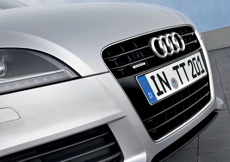 Audi TT: facelift pro autosalon v Lipsku: - fotka 21