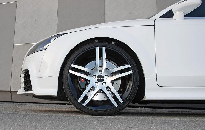 Audi TT RS by O.CT - 420 koní a 570 Nm!: - fotka 6