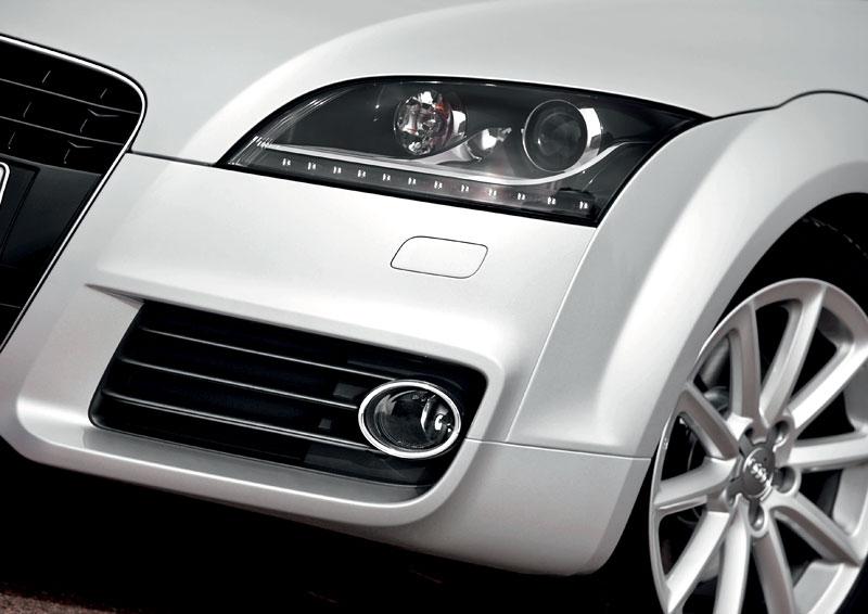 Audi TT: facelift pro autosalon v Lipsku: - fotka 22