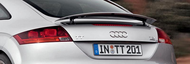 Audi TT: facelift pro autosalon v Lipsku: - fotka 23
