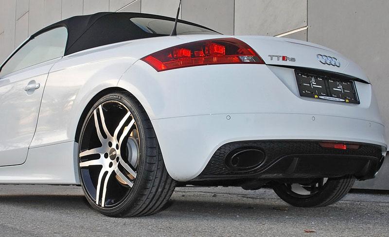 Audi TT RS by O.CT - 420 koní a 570 Nm!: - fotka 7
