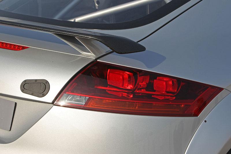 Audi TT RS GT4: závoďák (skoro) pro každého: - fotka 9