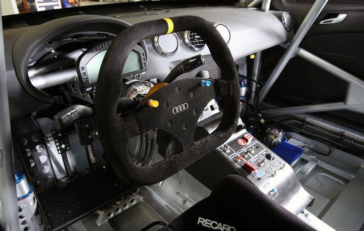 Audi TT RS Endurance: nízký, širkoký a nebezpečný: - fotka 1
