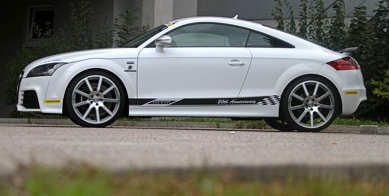 MTM Audi TT RS se 472 koňmi umí 312 km/h.: - fotka 2