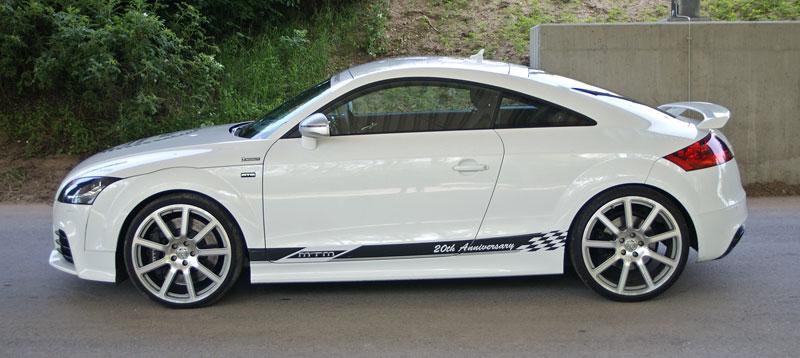 MTM Audi TT RS se 472 koňmi umí 312 km/h.: - fotka 3