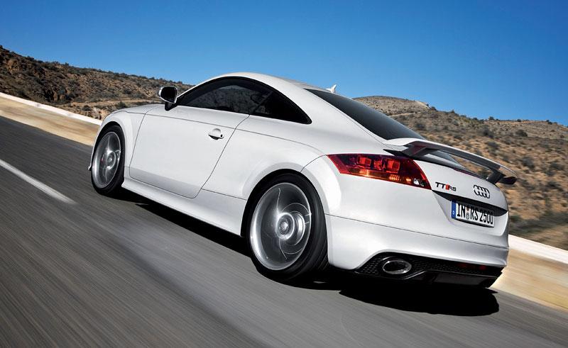 Ženeva 2009: Audi TT RS – odhalování pokračuje: - fotka 4