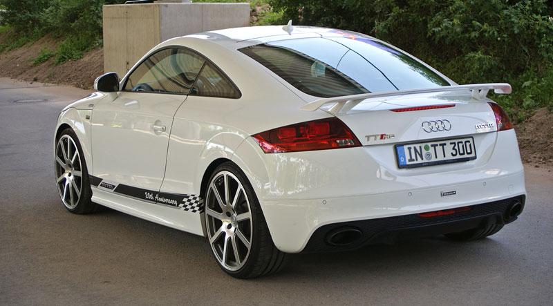 MTM Audi TT RS se 472 koňmi umí 312 km/h.: - fotka 4