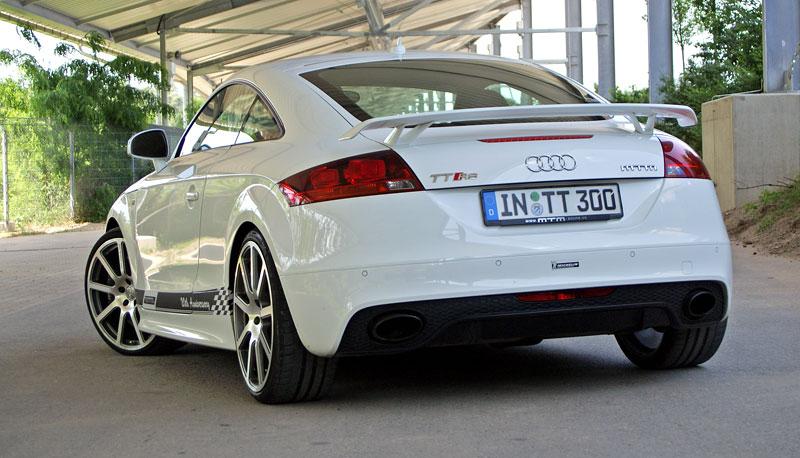 MTM Audi TT RS se 472 koňmi umí 312 km/h.: - fotka 5