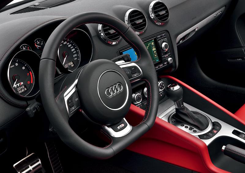 Audi TT: facelift pro autosalon v Lipsku: - fotka 25