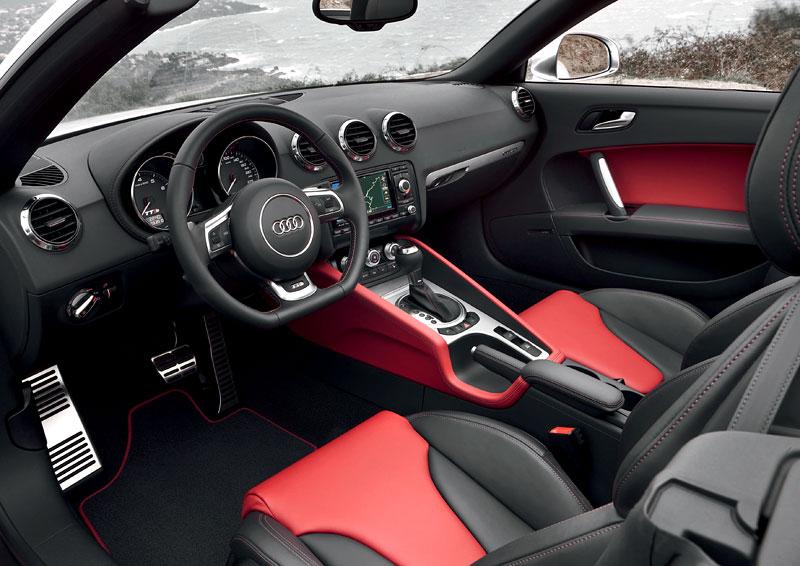 Audi TT: facelift pro autosalon v Lipsku: - fotka 27