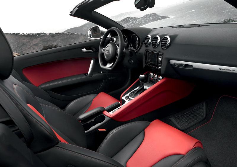 Audi TT: facelift pro autosalon v Lipsku: - fotka 28