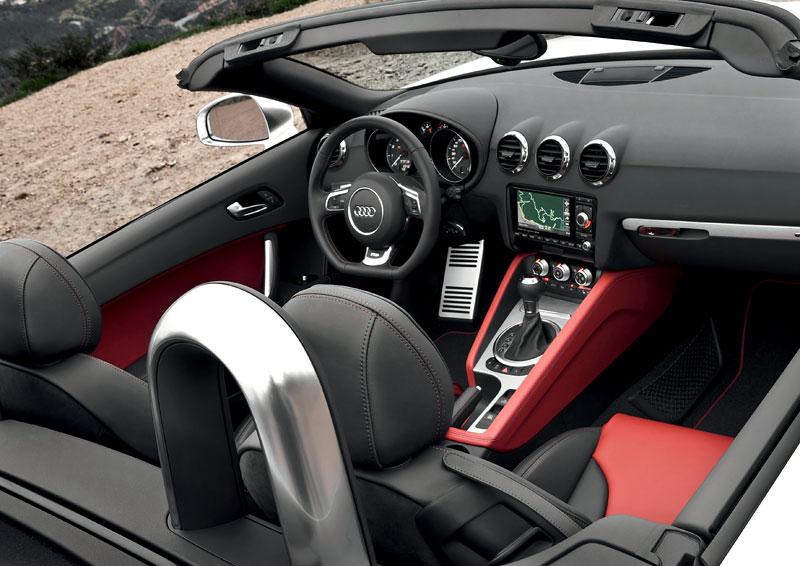 Audi TT: facelift pro autosalon v Lipsku: - fotka 29