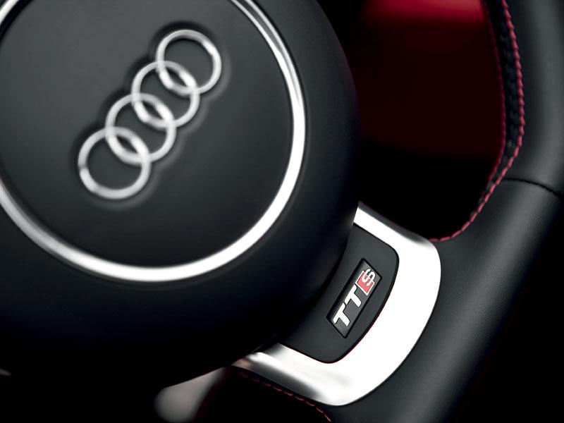 Audi TT: facelift pro autosalon v Lipsku: - fotka 32