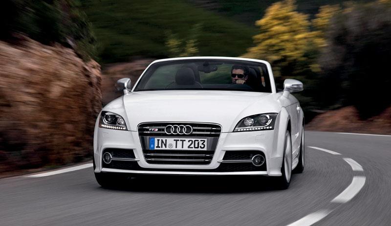 Audi TT: facelift pro autosalon v Lipsku: - fotka 33