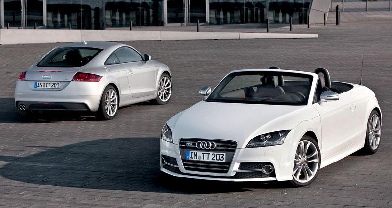 Audi TT: facelift pro autosalon v Lipsku: - fotka 34