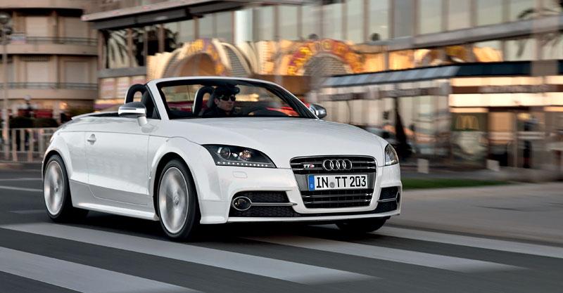Audi TT: facelift pro autosalon v Lipsku: - fotka 35