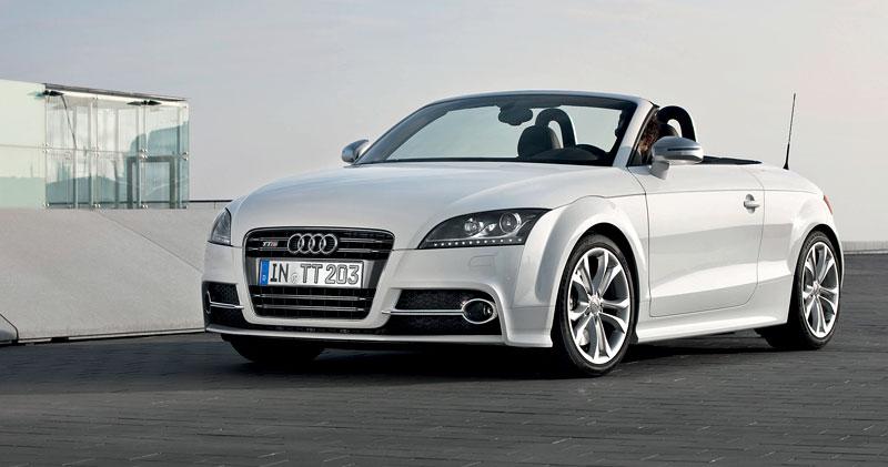 Audi TT: facelift pro autosalon v Lipsku: - fotka 36