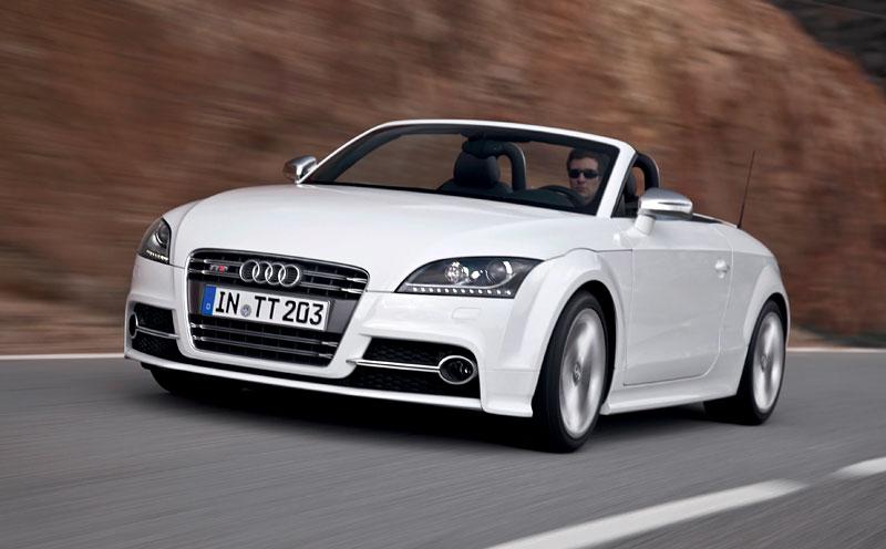 Audi TT: facelift pro autosalon v Lipsku: - fotka 37