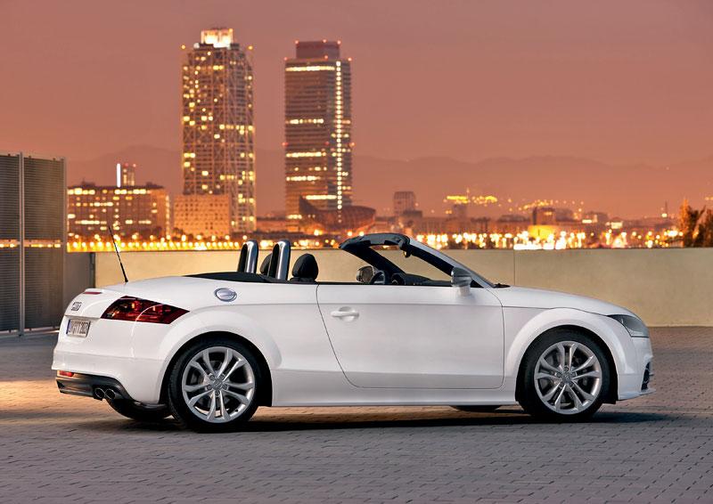 Audi TT: facelift pro autosalon v Lipsku: - fotka 40