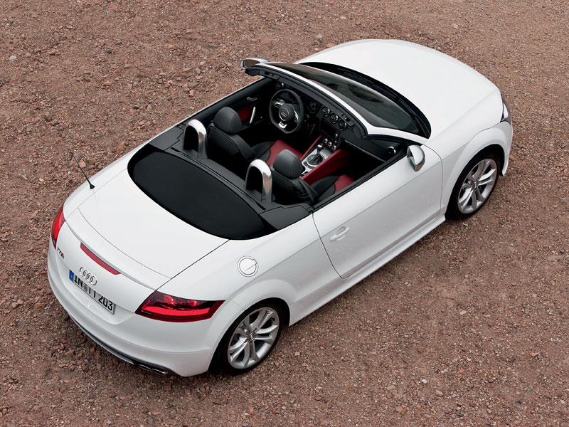 Audi TT: facelift pro autosalon v Lipsku: - fotka 42