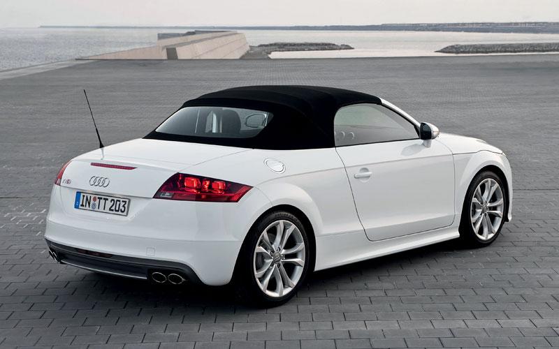 Audi TT: facelift pro autosalon v Lipsku: - fotka 43