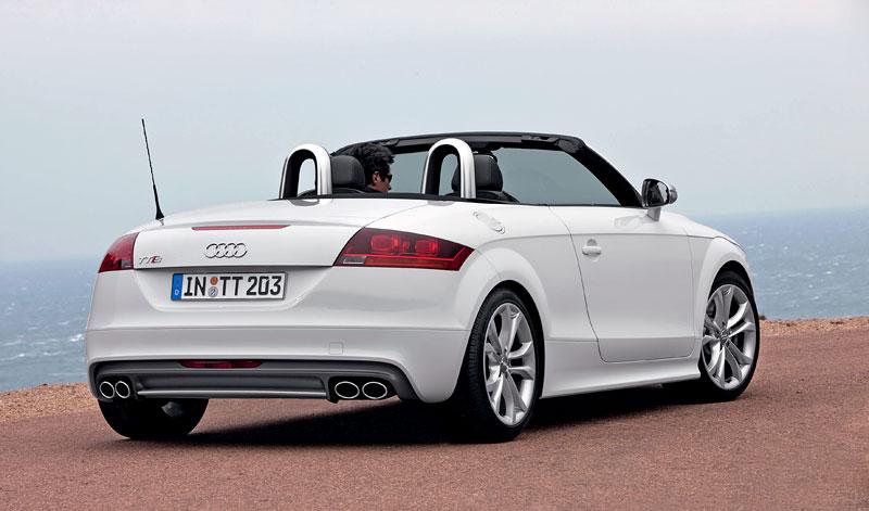 Audi TT: facelift pro autosalon v Lipsku: - fotka 44