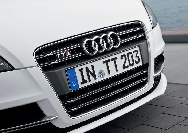 Audi TT: facelift pro autosalon v Lipsku: - fotka 47