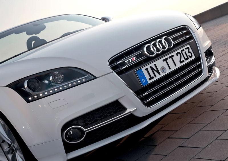 Audi TT: facelift pro autosalon v Lipsku: - fotka 51