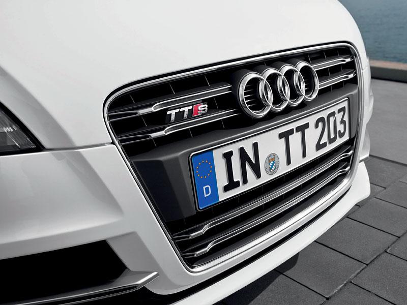 Audi TT: facelift pro autosalon v Lipsku: - fotka 49