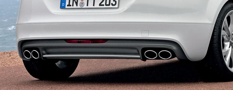 Audi TT: facelift pro autosalon v Lipsku: - fotka 52