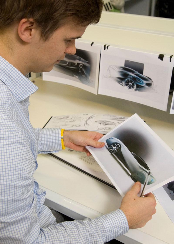 Bentley: studenti navrhují design budoucnosti: - fotka 7